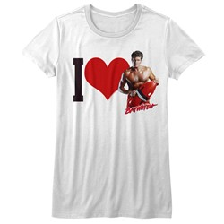 Baywatch - Womens Hearthoff T-Shirt