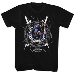 Bill And Ted - Mens Back To Time T-Shirt