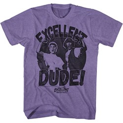 Bill And Ted - Mens Excellent Dude T-Shirt