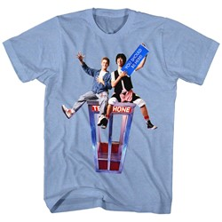 Bill And Ted - Mens Should Be Here T-Shirt