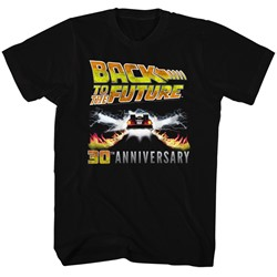 Back To The Future - Mens 30Th Anniversary T-Shirt