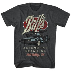 Back To The Future - Mens Biff'S T-Shirt