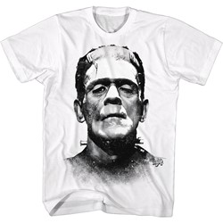 Radio Days - Mens The Face T-Shirt