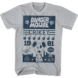 Danger Mouse - Mens Gb Streetz T-Shirt