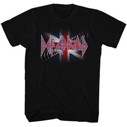 Def Leppard - Mens Brit Ish T-Shirt