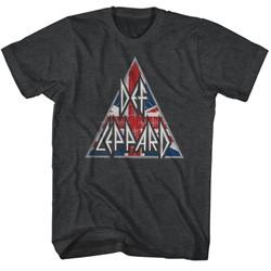 Def Leppard - Mens Britlogo T-Shirt
