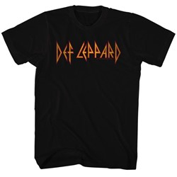 Def Leppard - Mens Def Leppard T-Shirt