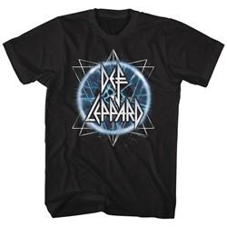Def Leppard - Mens Electric Eye T-Shirt