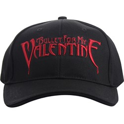 Bullet For My Valentine - 3D Embroidered  Baseball Hat In Black