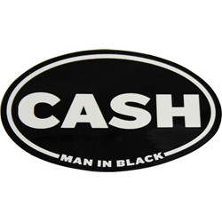 Johnny Cash -  Mib Sticker Sticker In Na