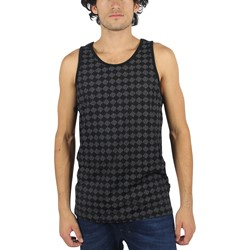 HUF - Mens Luxe Tank Top in Black