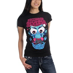 Falling in Reverse - Womens Anime Owl T-Shirt