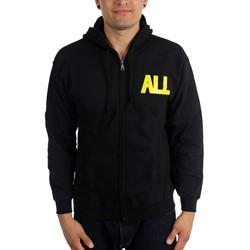 All - Mens Allroy Zip-Up Hoodie
