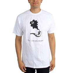 Stussy - Mens 8 Ball Pipe T-Shirt