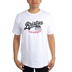 Brixton - Mens Denton T-Shirt