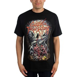 Cattle Decapitation - Mens Drop Bears T-Shirt