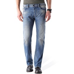 Diesel - Mens Larkee Straight Leg Jeans, Wash: 0850U
