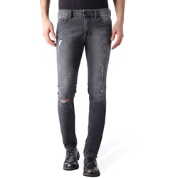 Diesel - Mens Thavar Skinny Jeans, Wash: 0673P