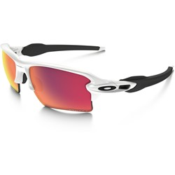Oakley - Mens Team USA Flak Jacket 2.0 XL Sunglasses