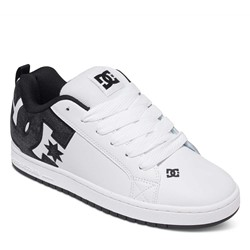 DC- Young Mens Court Graffik Se Lowtop Shoes