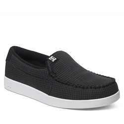 DC- Young Mens Villain Tx Slip On Shoes