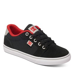 DC- Boys Anvil Lowtop Shoes