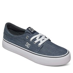 DC- Young Womens Trase Tx Se Lowtop Shoes
