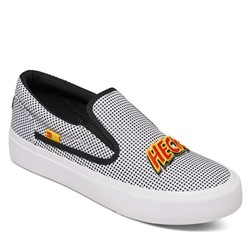 DC - Womens Trase Slip-On X Skate Shoes