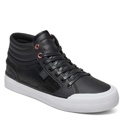DC - Womens Evan Hi SE Skate Shoes