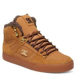 DC- Young Mens Spartan High Wc Wnt Hi Top Shoes