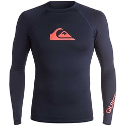 Quiksilver - Mens All Time Long Sleeve Surf T-Shirt