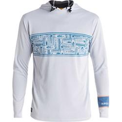Quiksilver - Mens Hooked Longsleeve Surf Shirt