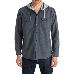 Quiksilver - Mens Under The Wave Woven Shirt