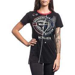 American Fighter - Womens Elizabethtown T-Shirt