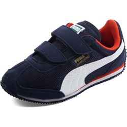 Puma - Boy's Whirlwind Mesh V Sneaker (Toddler/Little Kid/Big Kid)