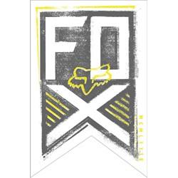 Fox - Mens End Brigade Sticker