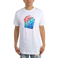 Pink Dolphin - Mens Waves T-Shirt
