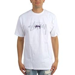 Stussy - Mens Rev. Stock Emblem T-Shirt