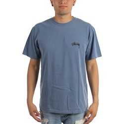 Stussy - Mens Drag On Pigment Dyed T-Shirt