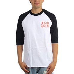 Famous Stars and Straps - Mens Let Me Ride Raglan