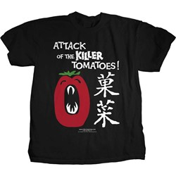 Attack of the Killer Tomatoes - Mens Japanese Tomatoes T-Shirt