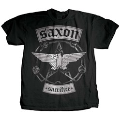Saxon - Mens Sacrifice T-Shirt