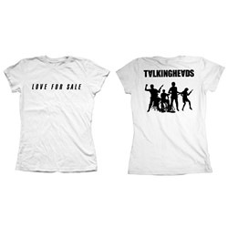 Talking Heads - Womens Love For Sale T-Shirt