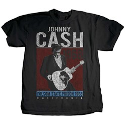 Johnny Cash - Mens One More Song T-Shirt