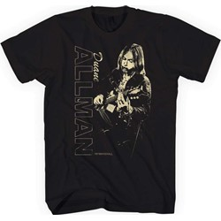 Duane Allman - Mens Golden Duane T-Shirt