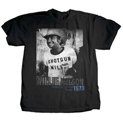 Willie Nelson - Mens Shotgun Willie T-Shirt