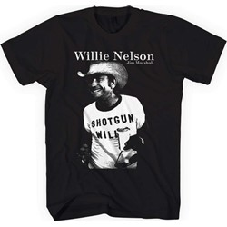 Willie Nelson - Mens Big Willie T-Shirt