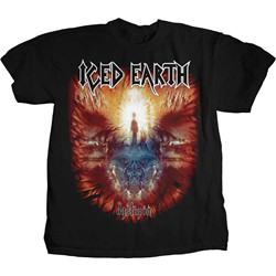 Iced Earth - Mens Dystopia T-Shirt