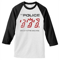 Police, The - Mens Ghost In the Machine Jersey