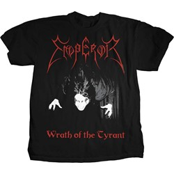 Emperor - Mens Wrath of the Tyrant T-Shirt
